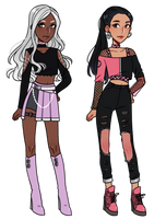 [OPEN] Adoptable Collab by Hyeoii