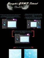 GIMP Clouds Tutorial by Bre-Kitsuyami