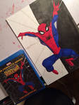 Spectacular Spider-man drawing