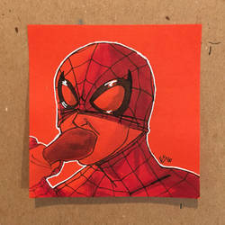 Spidey Thanksgiving by ethancastillo