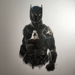 Arkham Knight by ethancastillo
