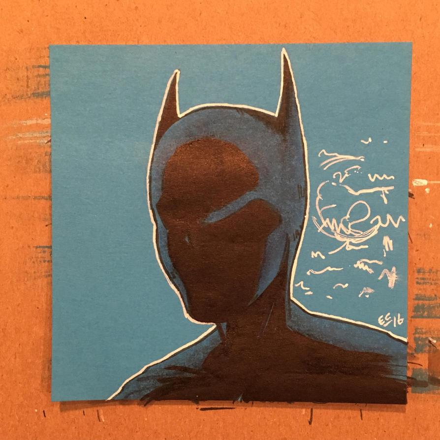Batgirl  by ethancastillo