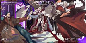 [open] | Adoptable + CUSTOM [AUCTION] by ORIdush