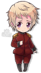 Chibi Series - Latvia