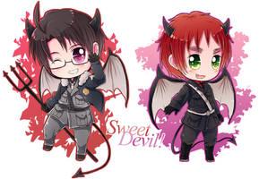 Sweet Devil by say0ran