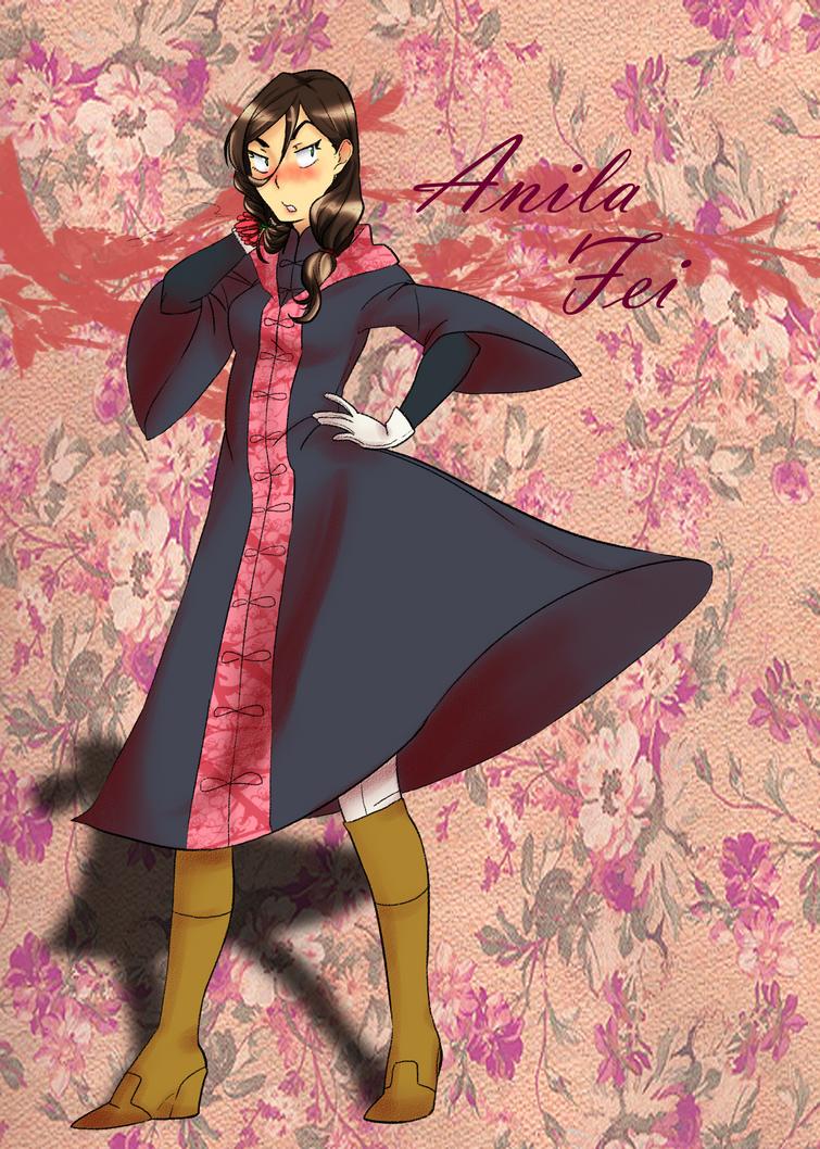 AoH ~ Anila Fei Ye by IiTen