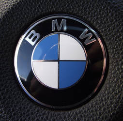 BMW label by Alexandru-MM