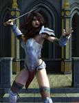 Galina the Gladiator