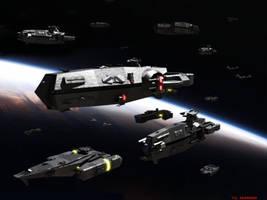 Mustering the Fleet by ILJackson