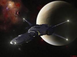 Siena Ray transport retextured by ILJackson