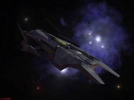 Regent-Class Battlecruiser by ILJackson