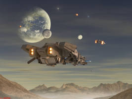 Argo survey mission by ILJackson