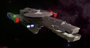 Star trek TNG era carrier