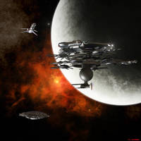 Crossroads of the Universe by ILJackson