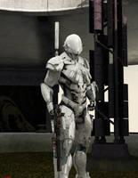 Ice Ranger of Venelia by ILJackson