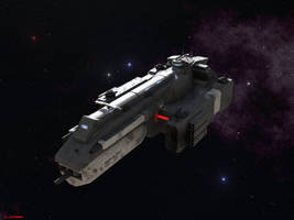 Rama Class Destroyer Refit by ILJackson