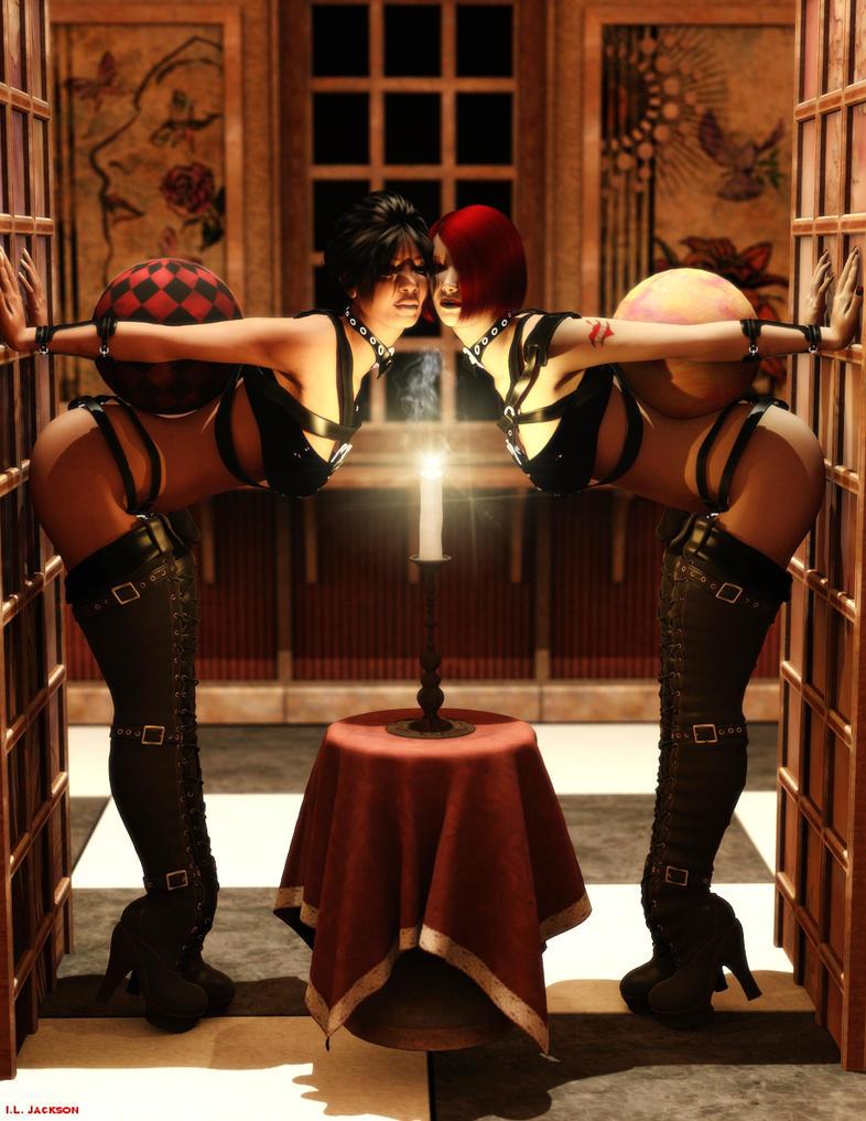sensual symmetry by ILJackson