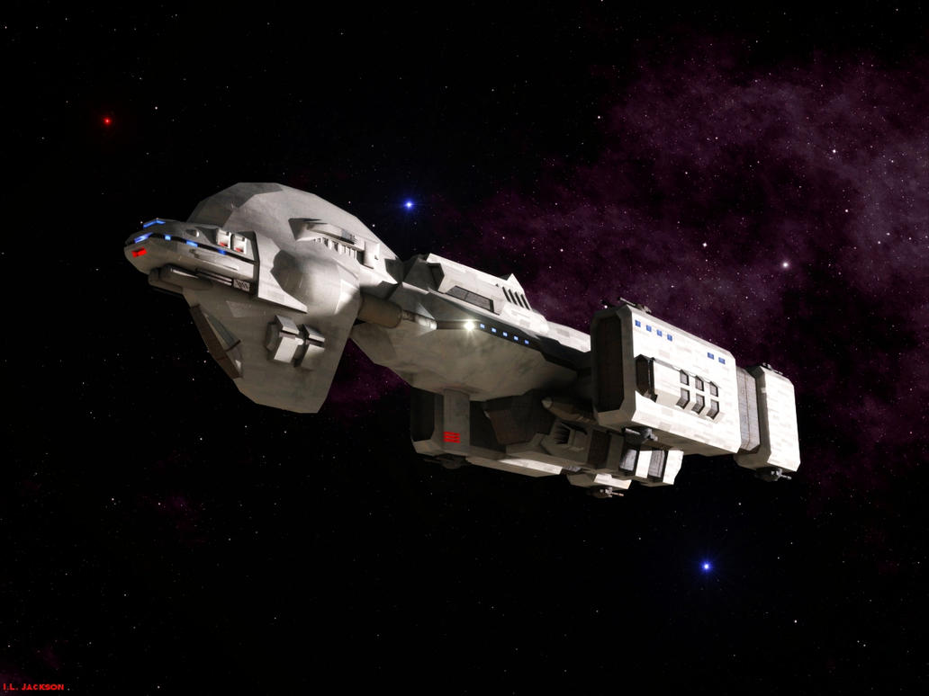 Valiant Class Cruiser by ILJackson