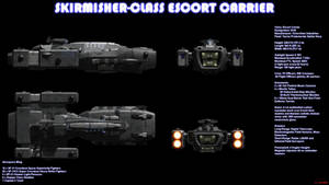 Skirmisher Carrier Specs