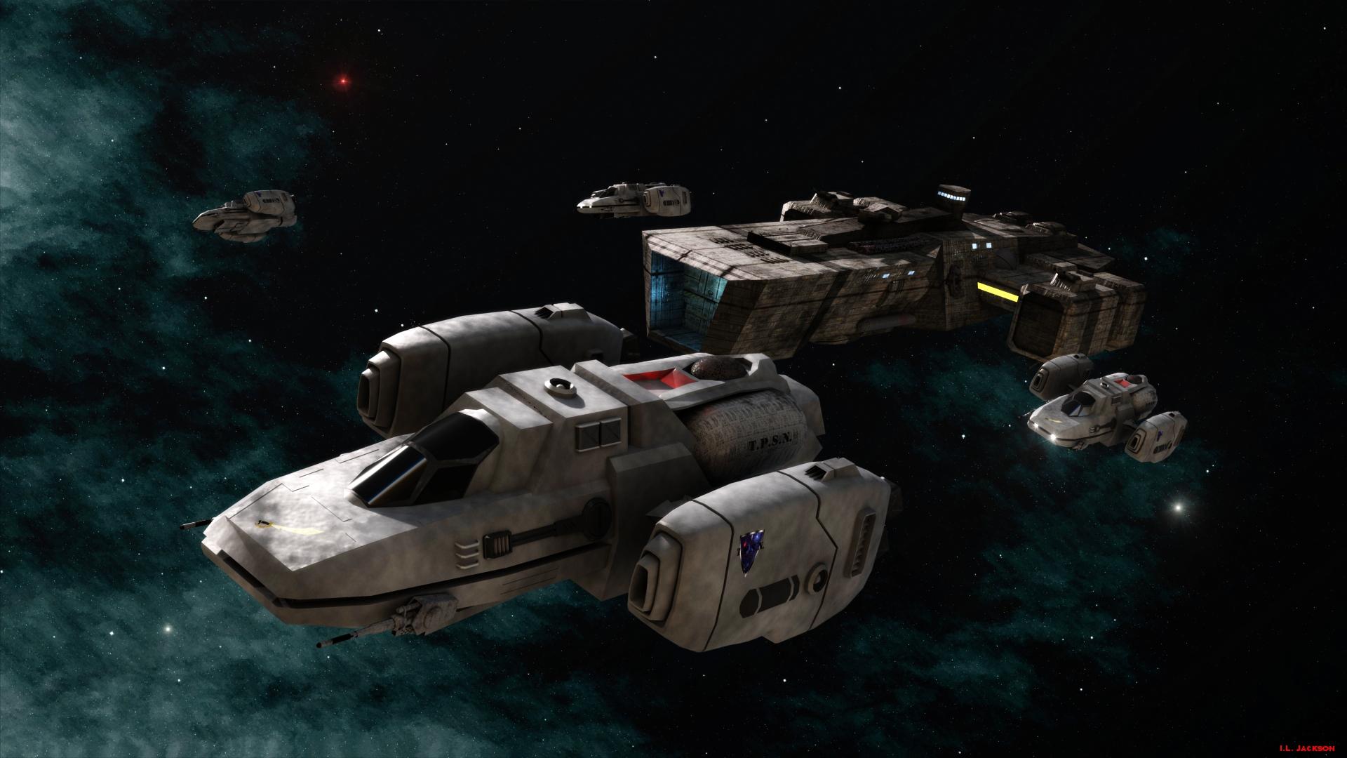 Arrow Interceptors by ILJackson
