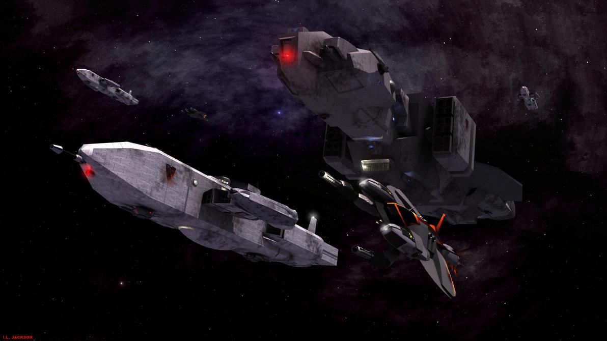 Privateer fleets by ILJackson