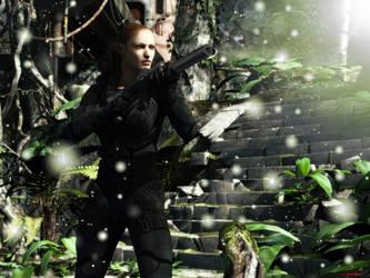 Recon Sniper Toni by ILJackson