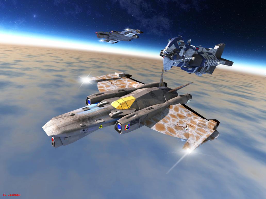 Spectre Fighters by ILJackson