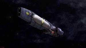 Hex-Class Battlecruiser by ILJackson