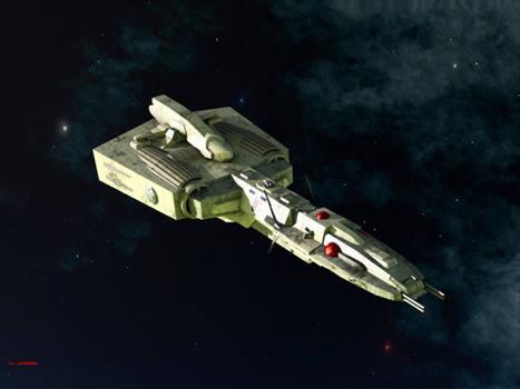 Sentry Class Frigate