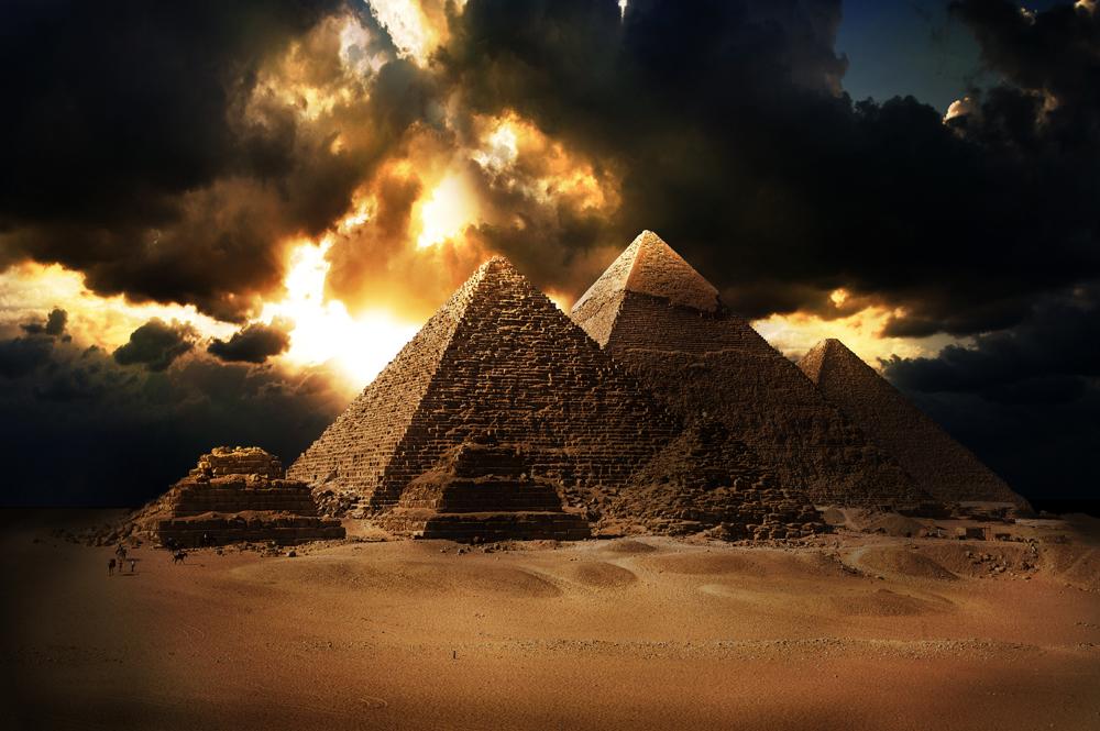 pyramids by ramyhits