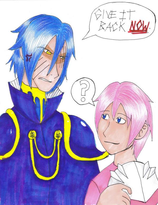 Human Meta Knight and Kirby by yuki-bushido on DeviantArt