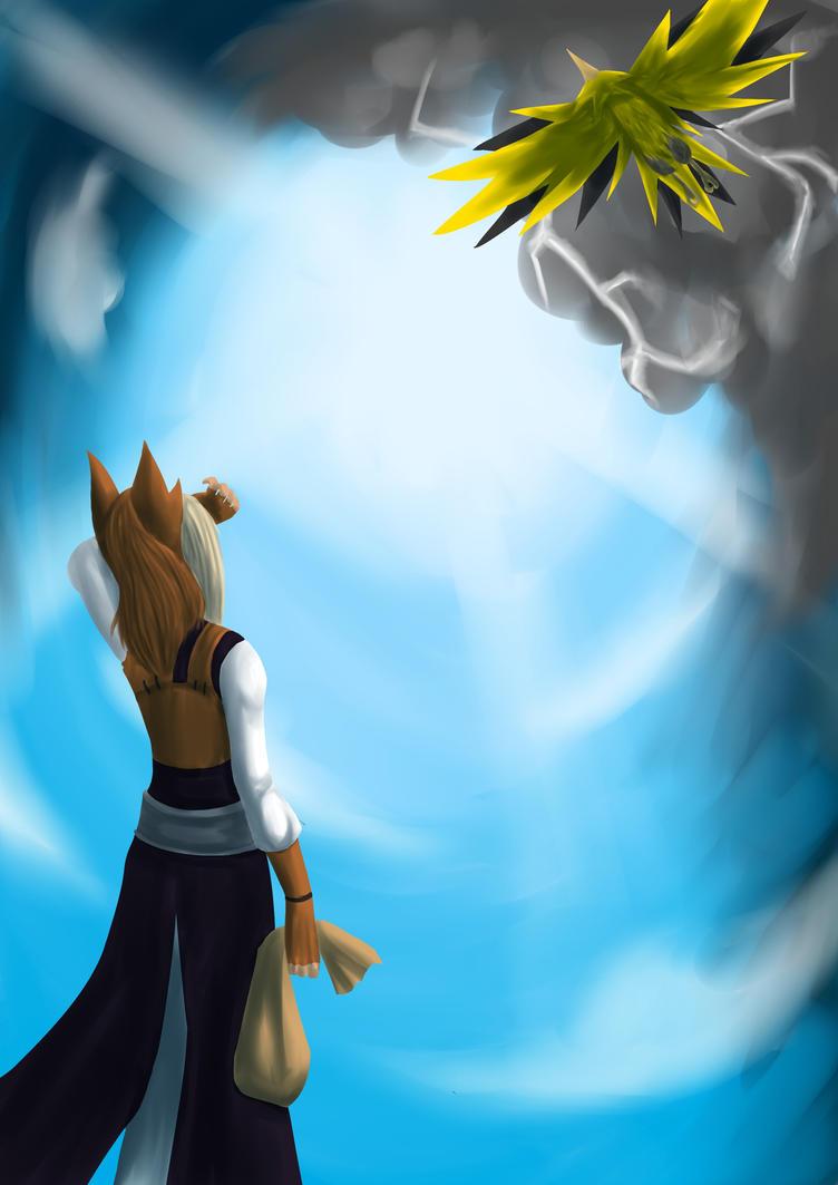Pokepalace: Thunderbird Rising by yuki-bushido