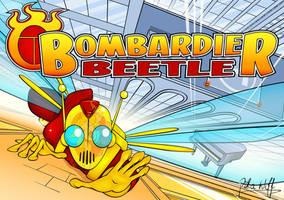 Bombardier Beetle by DikaWolf