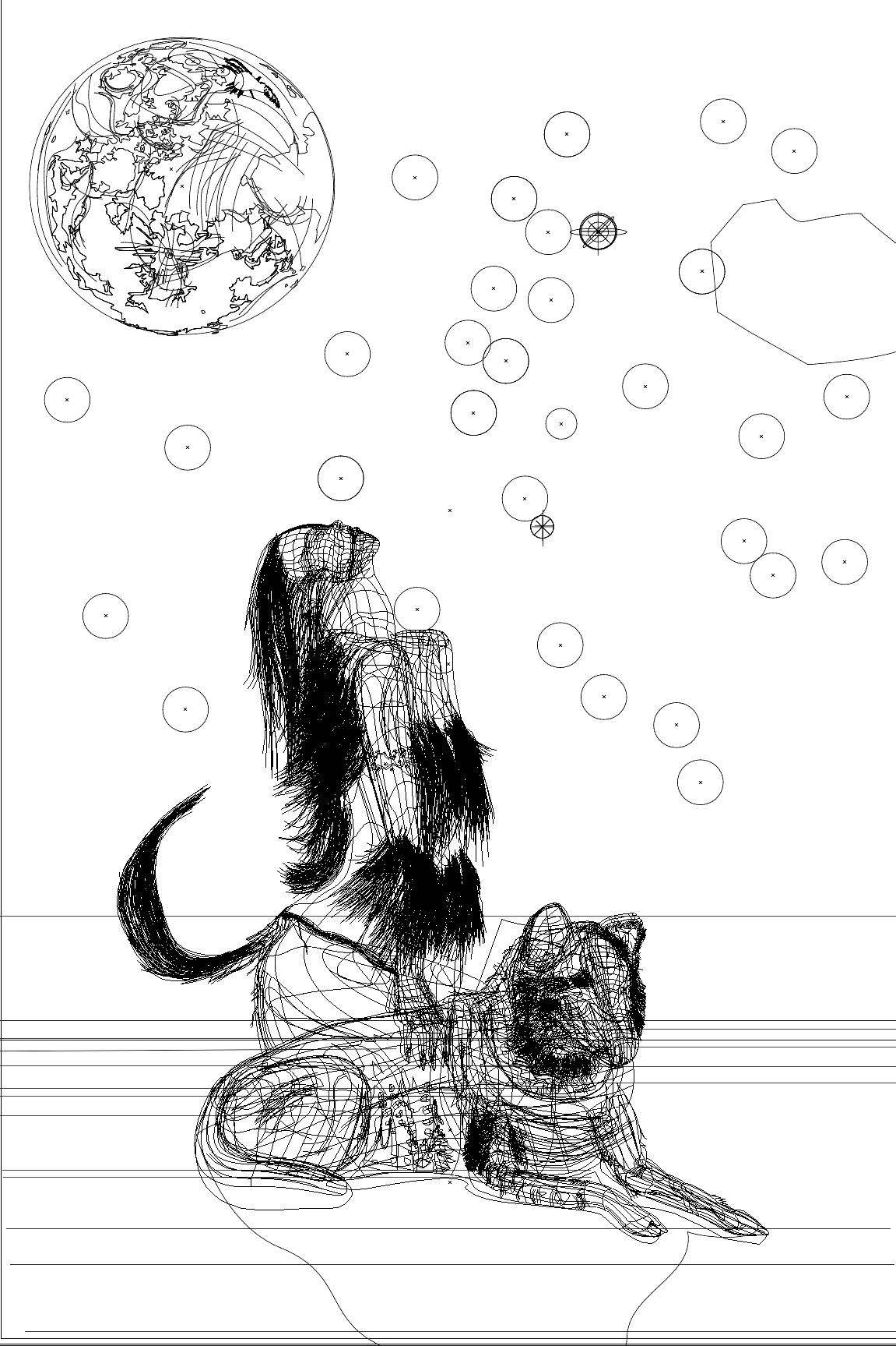 Stargazer (Outline)