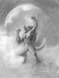 Firewolf (Sketch)