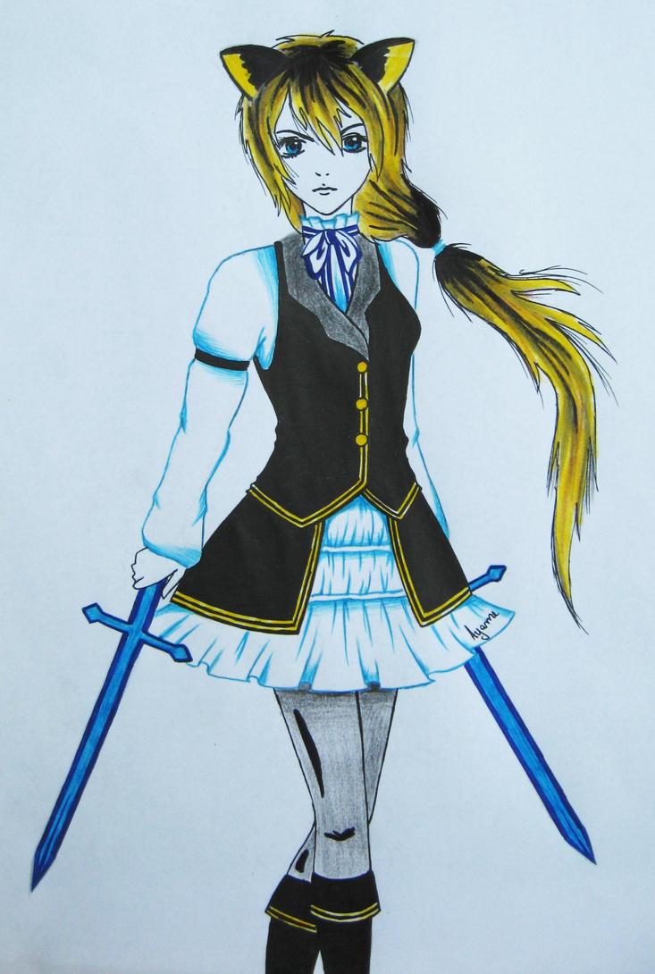 Anime Neko Girl Warrior Videos | Photobucket