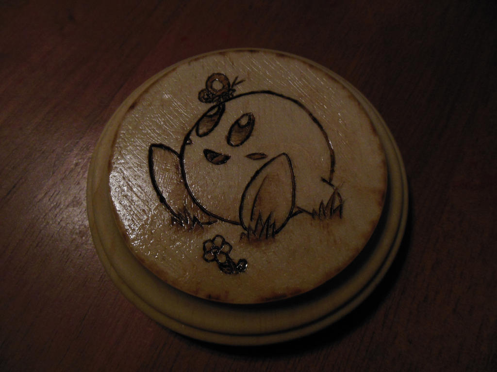 Kirby Coaster by Art-of-KBMiller