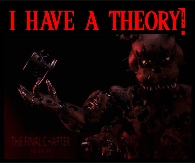 FNAF 4 Theory by Art-of-KBMiller