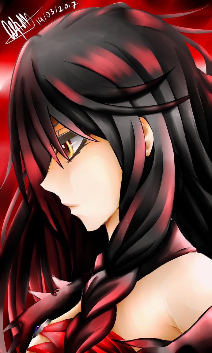Crimson Vengeance by nanayaryuoo