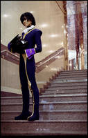 Lelouch -staircase- CODE GEASS by KoujiAlone