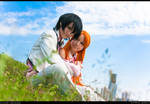 Lelouch and Shirley: meeting