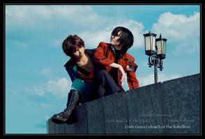Suzaku and Lelouch: our future by KoujiAlone
