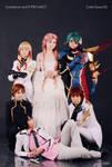 Old group photo of X PRO-JeKCT