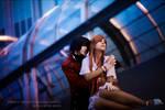 CODE GEASS: LELOUCH SHIRLEY DATING ON BRIDGE by KoujiAlone