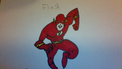 Flash by zemonkey300