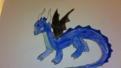Dragon by zemonkey300