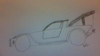 The car by zemonkey300