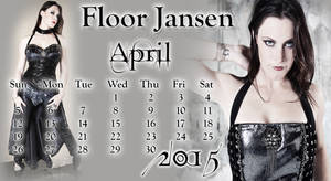 Floor Jansen Mont April 2015 by alberth-kill2590