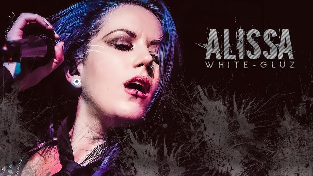Alissa White-Gluz Desktop Wallpaper by alberth-kill2590 on ...