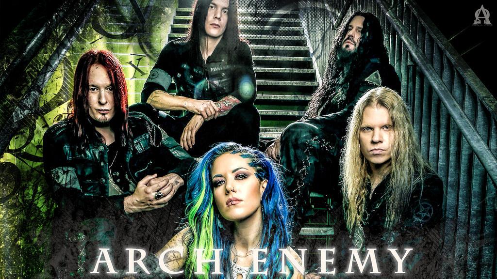 Arch Enemy Wallpaper By Alberth Kill2590 On Deviantart